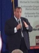 Christie:  Going home