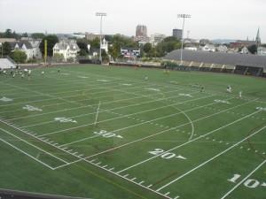 Gill Stadium field