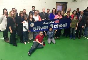 Beech St. School wins award!