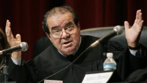 Scalia: Death complicates rulings