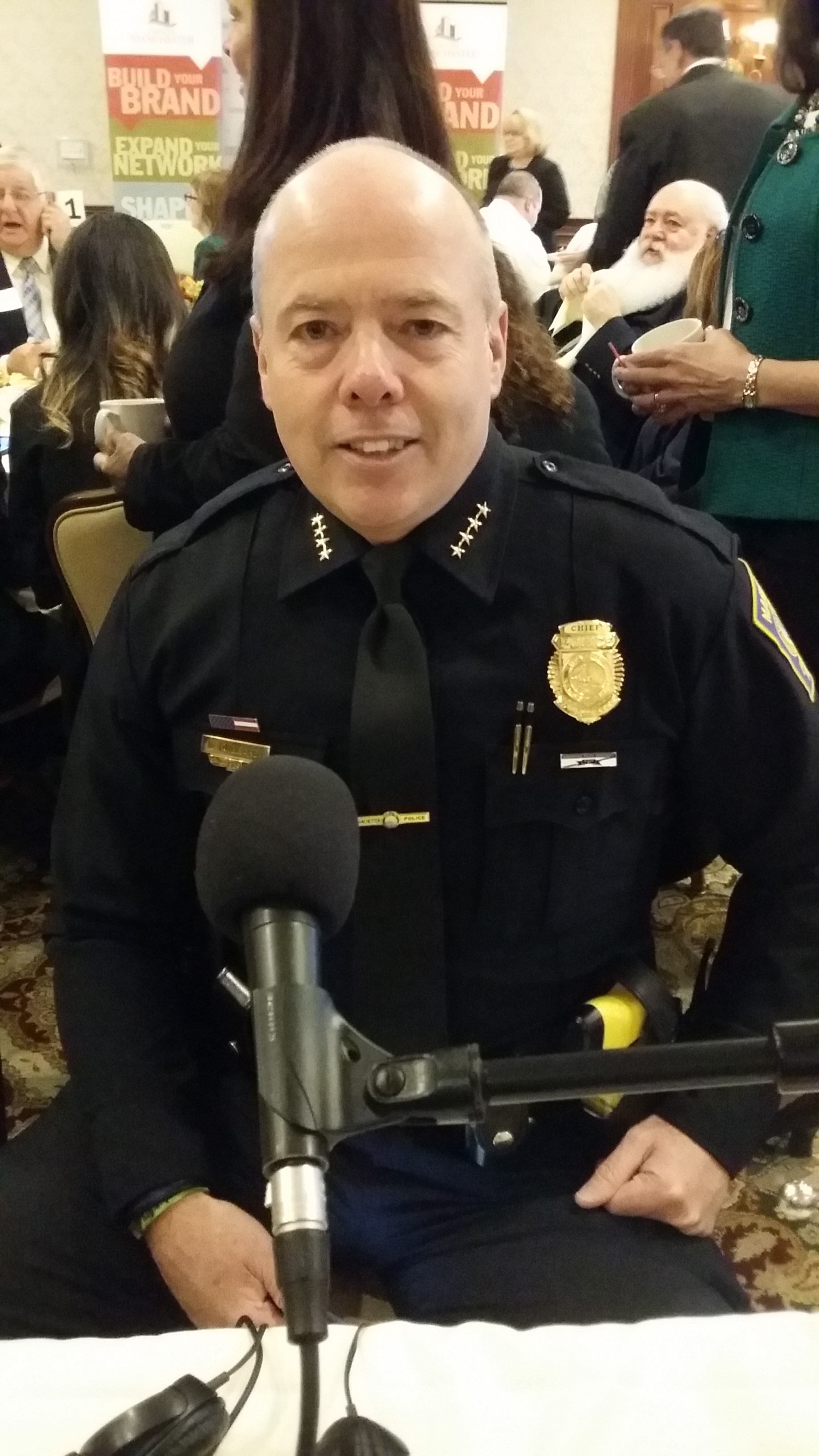 Police Chief Willard and Attorney General Foster's Immigration Ban Criticisms