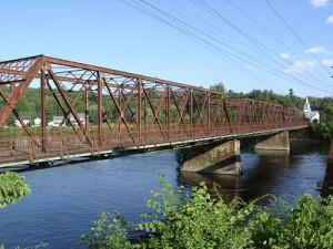 Hooksett: Bridge for sale, but not business directory