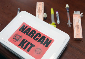 Narcan training for public
