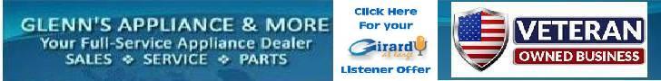 Glenn's Appliance Leaderboard
