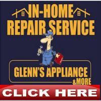 GlennsAppliance Square Widget