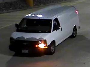 Have you seen this van?