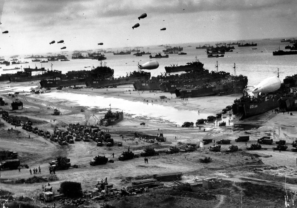 D-Day Anniversary, Memorial's Graduation and Terror in London
