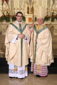 Fr. Michael Sartori & Libasci