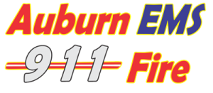 Auburn Fire EMS logo