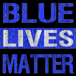 Blue Lives Matter logo