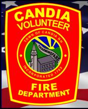 Candia Fire Dept logo