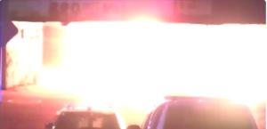 Elizabeth, NJ: Bomb blows during diffusion attempt.