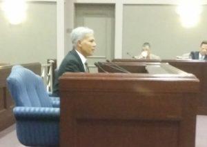 Vargas: Interviews with school board