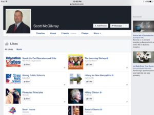 Scott McGilvray Controversy