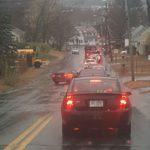 South End: Traffic patterns to change Monday