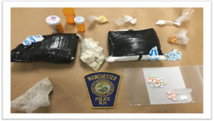 Captured drugs