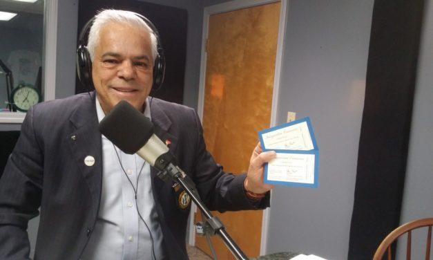 Representative Baldasaro: Trump's Inauguration and Breaking News