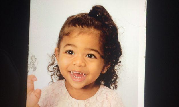 Missing Child: Zoey Rose Guerrero Pena
