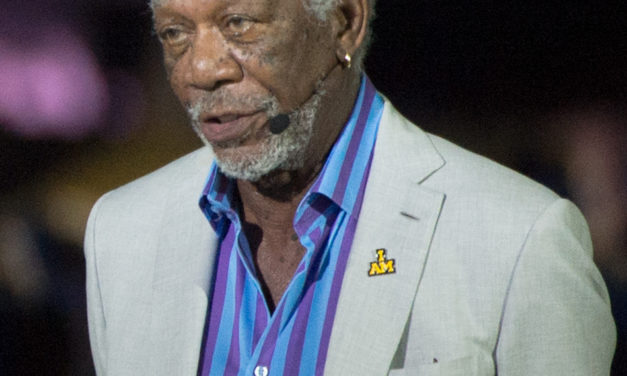 Morgan Freeman and a Racial Divide