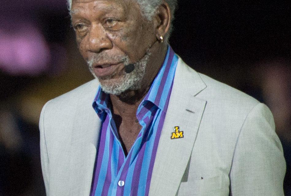 Morgan Freeman and a Racial Divide