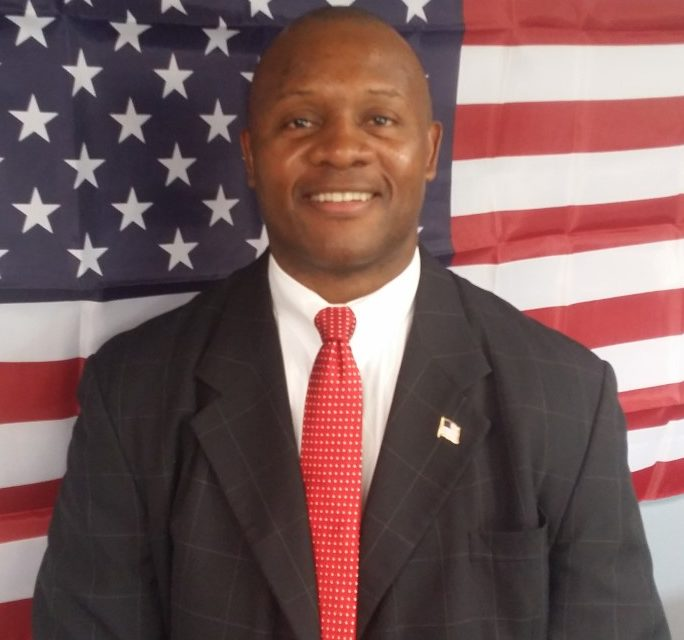 Eddie Edwards – GOP Candidate for Congress in the First District