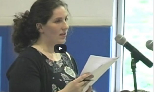 Candia School Public Hearing on Transgender/Gender Non-Conforming Policy