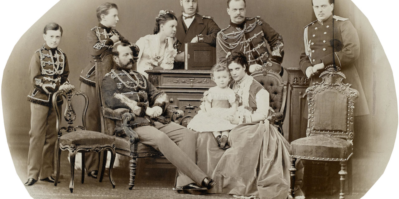 Remembering the Romanovs and Raising Young Adults