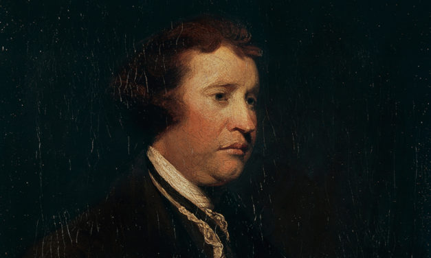 Edmund Burke's 1775 Speech on Conciliation with the Colonies