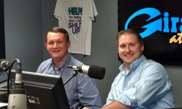 Guest Hosts BJ Perry and Tyler Clark Discuss Food Preferences