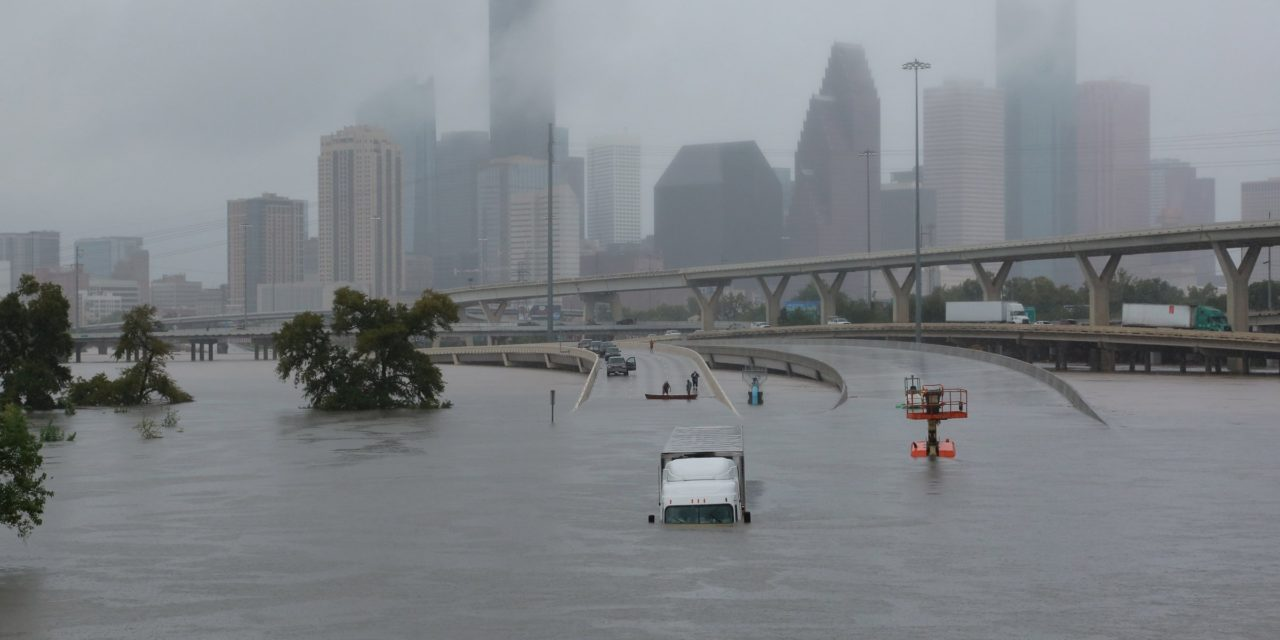 Hurricane Relief, a Pro-Business Administration and Self-Driving Cars