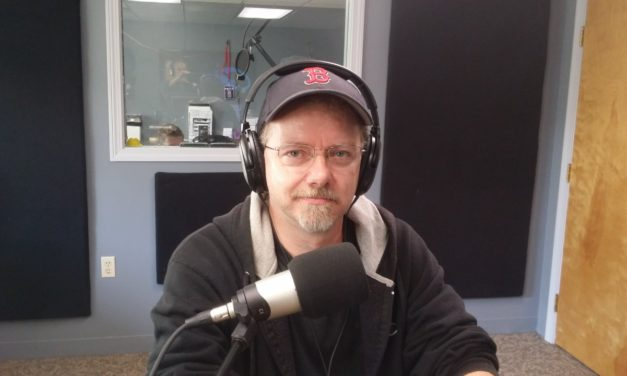 Steve MacDonald Discusses Predictive Analytics and Boston's Free Speech Rally