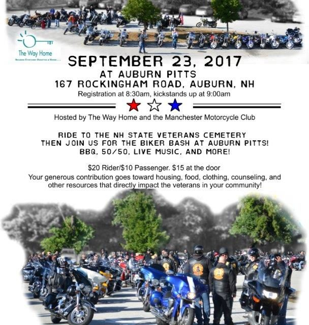 Veterans Ride Home 2017 – Support the cause of ending homelessness