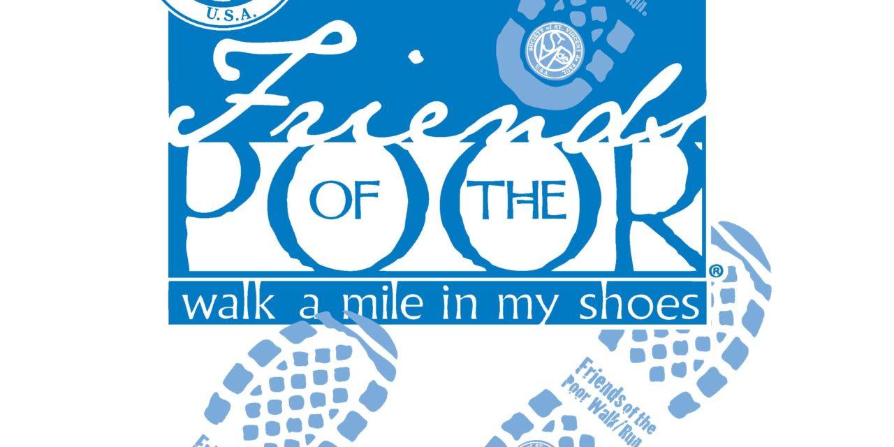 St. Vincent de Paul's Friends of the Poor Walk
