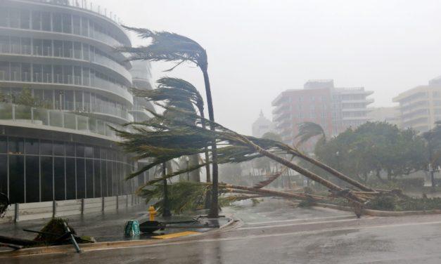 Exaggerated Reports of Hurricane Irma's Impact