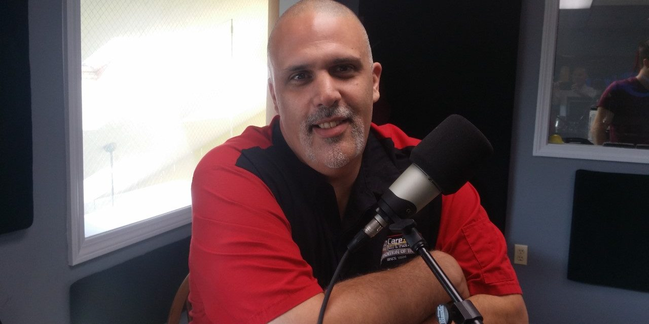 Football Talk, Vehicular Problems and Car Care