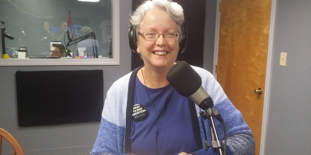 Ellen Kolb Discusses 40 Days for Life Event