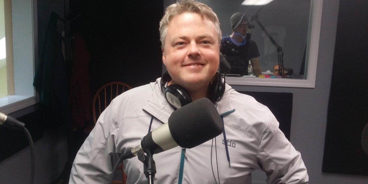 Christopher Stewart – Candidate for Alderman in Ward 1