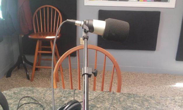The Humble Host Interviews an Absent Joyce Craig
