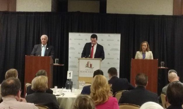 Mayoral Debate: Mayor Ted Gatsas v. Joyce Craig