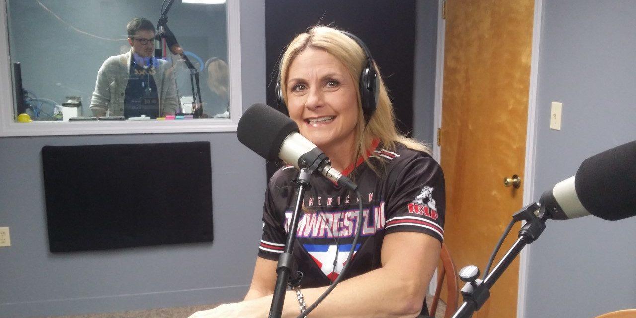 Deb Banaian – World Women's Arm Wrestling Champion