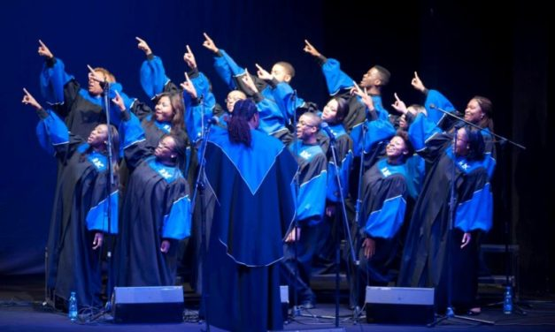 The Howard Gospel Choir of Howard University