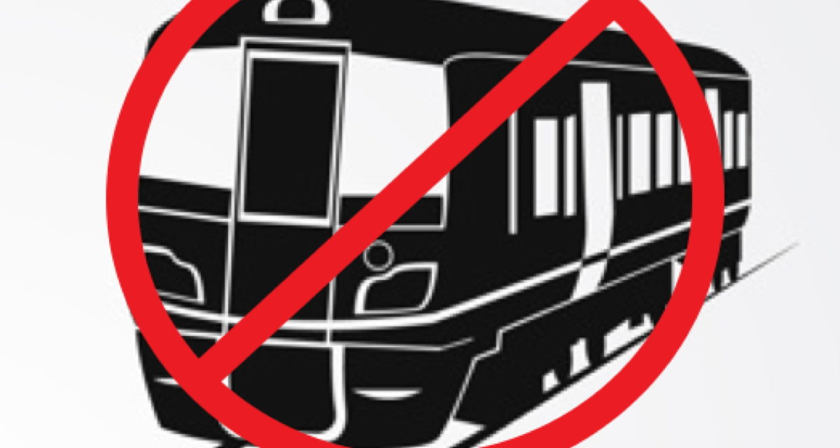 "NH Must Say ""NO"" to Commuter Rail"
