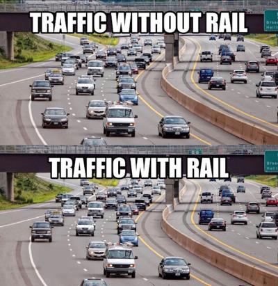 Tell the House: NO on SB 241 Commuter Rail Boondoggle