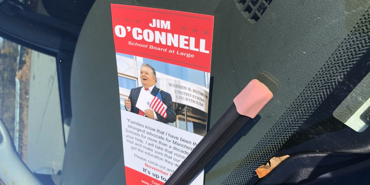 Jim O'Connell:  Who he'll REALLY represent